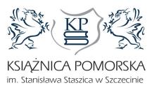 Książnica Pomorska logo