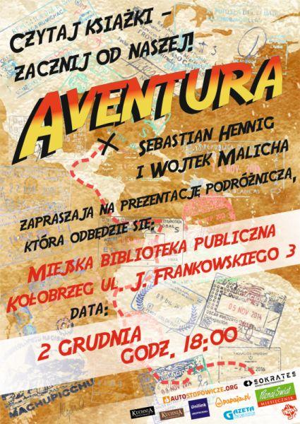 Plakat Aventura