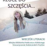 Salonik literacki plakat