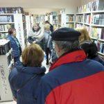 Wizyta studyjna bibliotekarzy województwa lubuskiego