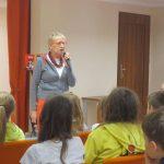 Spotkanie z Joanna Olech