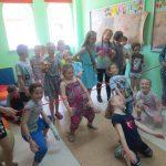 Zabawy w Bibliotece Dziecięcej