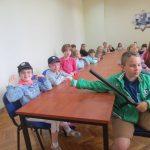Wizyta w Komendzie Powiatowej Policji