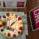 Spotkanie DKK tort