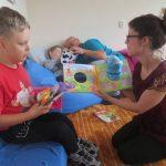 Odwiedziny w Ośrodeku Rehabilitacyjno-Edukacyjno-Wychowawczym