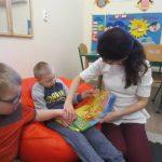 Wizyta w O¶rodku Rehabilitacyjno-Edukacyjno-Wychowawczym
