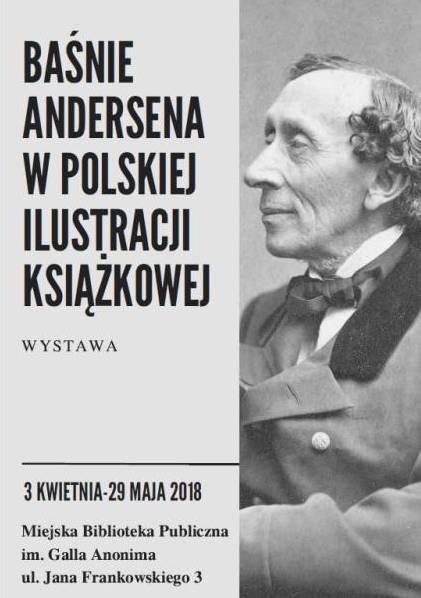 Wystawa Andersen plakat