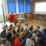 Wizyta w przedszkolu