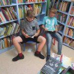 Wakacje w Bibliotece - szósty tydzień