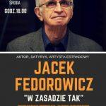 Spotkanie Fedorowicz Jacek