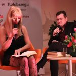 Spotkanie Małgorzata Lewińśka