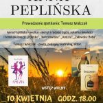 Wieczór autorski Anny Peplińskiej