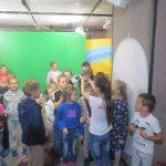Wizyta dzieci w TKK
