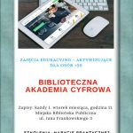 Biblioteczna Akademia Cyfrowa +50