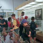 Wizyta dzieci w muzeum