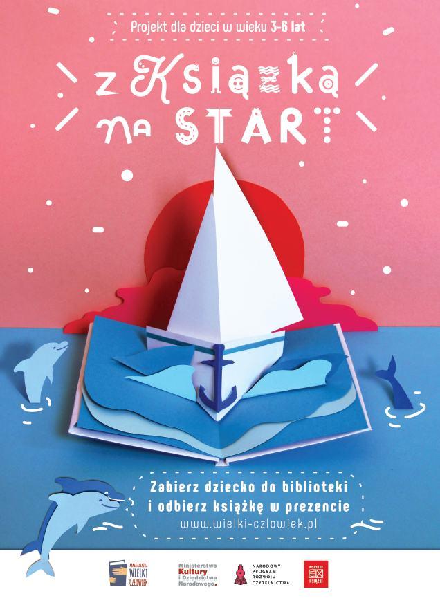 Mała Książka – Wielki Człowiek » Miejska Biblioteka Publiczna w Kołobrzegu