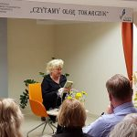Czytanie Olgi Tokarczuk