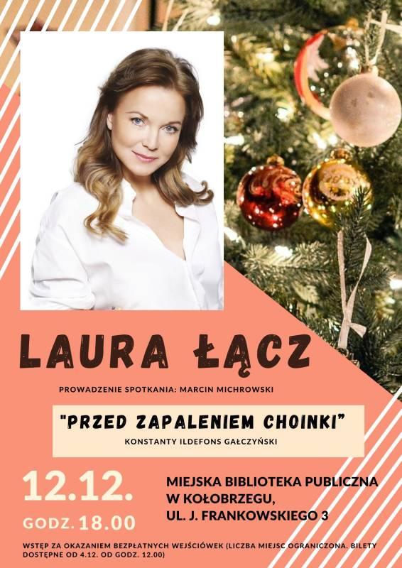 Spotkanie Laura Łącz