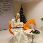 Spotkanie z Laurą Łącz