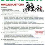 Plakat konkurs plastyczny