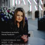 Spotkanie autorskie z Joanną Jax